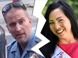 Ex-Cop Derek Chauvin's Wife Files For Divorce after George Floyd ...