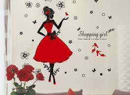 Girl Wall Stickers Independencefest Org
