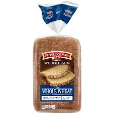 100 whole wheat bread pepperidge farm