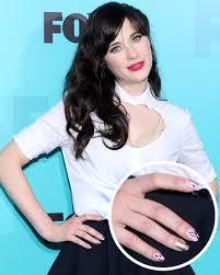 4 celebrity manicure inspirations