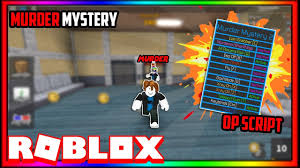 ROBLOX HACK/SCRIPT *Mm2 gui* ✅OP!✅