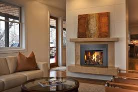 heat efficiency with fireplace inserts