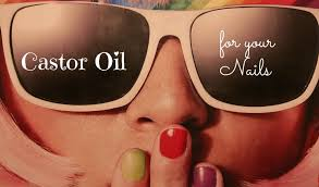 castor oil for nails my boosted