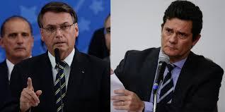 "G1 on Twitter: ""Moro x Bolsonaro: os pontos principais nos ..."