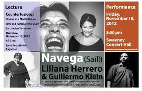 Liliana Herrero & Guillermo Klein @ Smith College