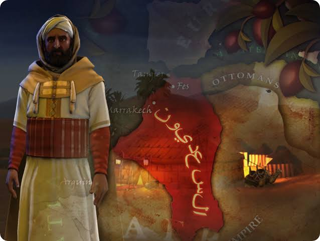 Resultado de imagem para Ahmad al-Mansur
