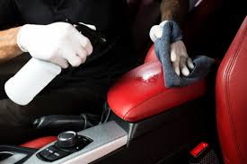 clean and protect car leather seats