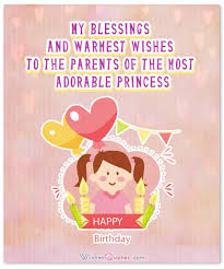 wishes quotes adorable birthday wishes for a baby girl facebook