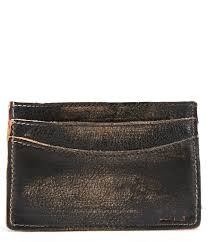 bed stu men s chuck leather card wallet