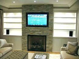 wall fireplace flat electric fireplace