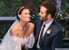 Idina Menzel Ties the Knot With Aaron Lohr. See the Stunning Photos!