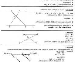 devoir maison de math 3eme reponse