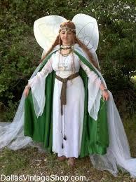 celtic fairy costumes angels fantasy
