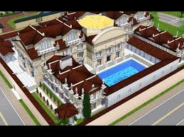 sims 3 super mansions homes of the rich