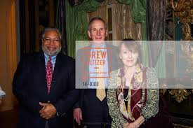 Lonnie Bunch with Arthur Rock and Toni Rock