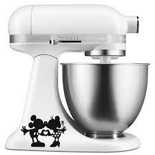 Mickey And Minnie Mixer Decal Kitchenaid Mixer Decals Stand Mixer Sticker Mixer Decoration D Kitchen Aid Mixer Decal Kitchen Aid Kitchen Aid Decals