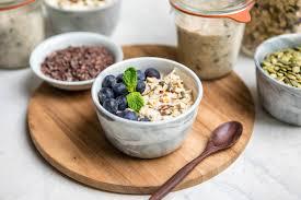easy muesli recipe vegan gf