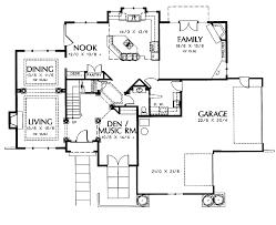 house floor plan stucco contemporary