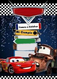 Fiesta Infantil De Cars De Bajo Presupuesto Tips De Madre