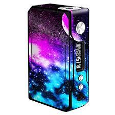 Skin Decal For Voopoo Drag 157w Vape Mod Galaxy Fluorescent Itsaskin Com