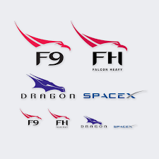 Assorted Decal Pack Spacex Store