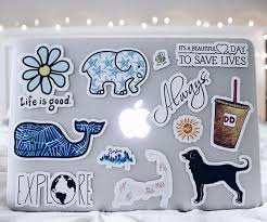 I Just Want All The Dogs Sticker By Madedesigns Macbook Stickers Cute Laptop Stickers Case Stickers