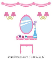 Kid Dressing Table Images Stock Photos Vectors Shutterstock