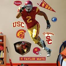 Taylor Mays Usc Wall Decal Allposters Com
