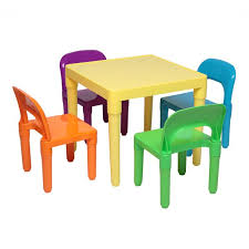 Living Room Kids Table And Chairs Sets Art Play Room Activity Chair For Toddlers Lego Reading
