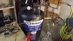 diy air pressor after cooler dryer