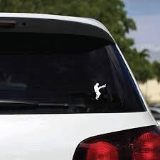 Amazon Com J Mikgony Llc Ministry Of Silly Monty Python 5 Funny Decal White Cool Bumper Sticker Vinyl Automotive