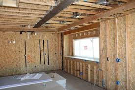 building with osb or plywood