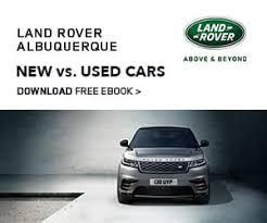 used cars ebook land rover albuquerque nm