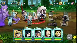 Học viện ninja - naruto đại chiến | review sasuke lục đạo 1 - YouTube