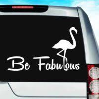 Bird Wildlife Car Window Decals Stickers Graphics