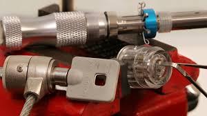 how to pick a tubular lock basics