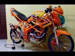 gambar motor drag cb150r rosaemente