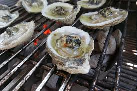 Grilled Oysters with Umami Dashi Butter ...