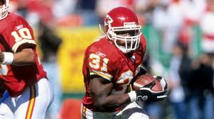 3 Greatest Running Backs in Chiefs History