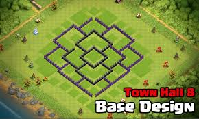 Town Hall 8 Base Design for March 2018 ...