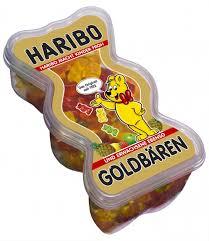 haribo gummy bear food gifts