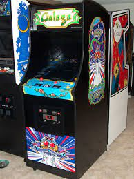 Galaga Arcade Machine Restoration