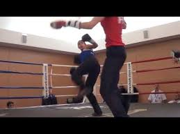 Adeline MAY Championnat du Monde Rome 2014 Assaut 2 - YouTube