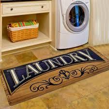runner rug non slip rubber kitchen