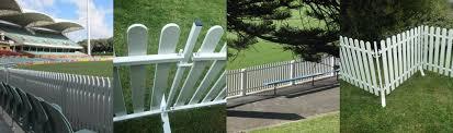 Design Flow Australian Manufacturer Of Portable Plastic Picket Fencing