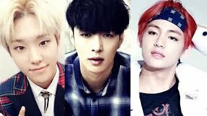 most handsome korean idols k pop