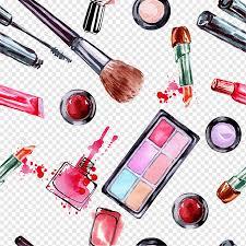 cosmetics wall decal eye liner
