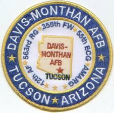 Davis Monthan Air Force Base Military Base Guide