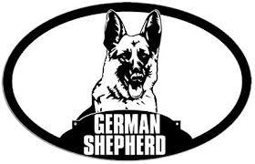 Transportation Automobilia Decals Stickers Automobilia German Shepherd Dog Face Breed Pet K9 Car Bumper Vinyl Sticker Decal 4 X5 Zsco Iq