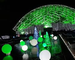 missouri botanical garden glow in st